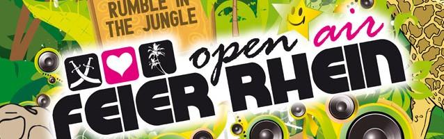 09.07.2011: Feier Rhein OpenAir